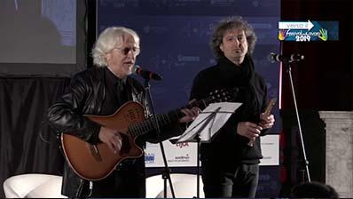 Verso il Festival Genova - Apertura di Vittorio de Scalzi