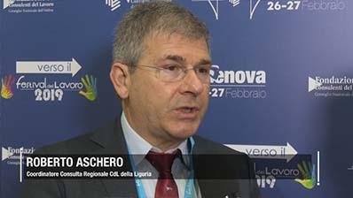 Aschero, ruolo dei Consulenti fondamentale per Genova