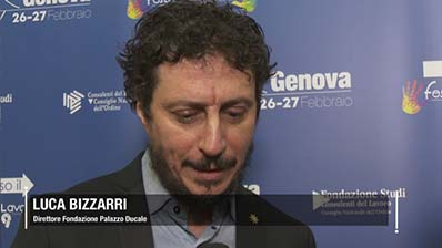 Bizzarri: c'è ancora molto da fare per Genova, ma il futuro è bello