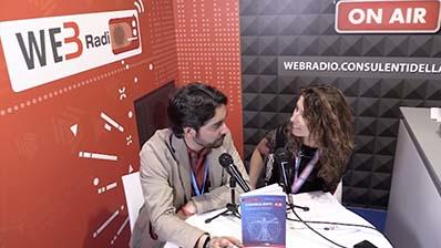 Daniele Gregori ospite in WebRadio al Festival del Lavoro