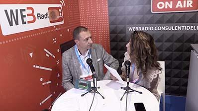 Andrea Pozzatti ospite alla WebRadio del Festival del Lavoro