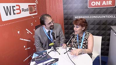 Enrico Vannicola ospite in WebRadio al Festival del Lavoro