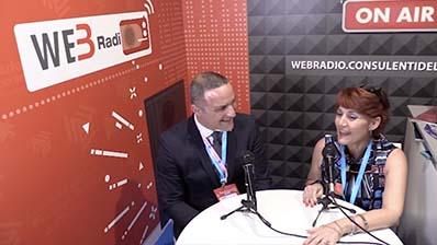 Pietro Latella ospite in WebRadio al Festival del Lavoro