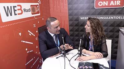 Pietro Latella ospite al Festival del Lavoro  in WebRadio
