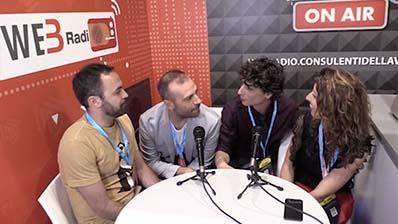 Casa Surace ospite in WebRadio al Festival del Lavoro