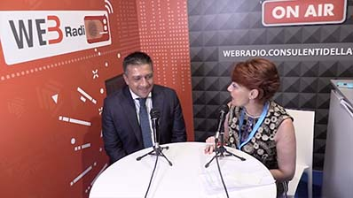 Massimo Temussi ospite in WebRadio al Festival del Lavoro