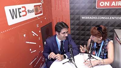 Salvatore Vigorini ospite in WebRadio al Festival del Lavoro