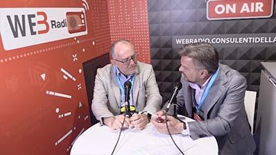 Tiziano Barone ospite in WebRadio al Festival del Lavoro