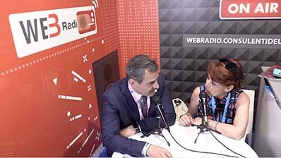 Fabrizio Bontempo ospite al Festival del Lavoro in WebRadio