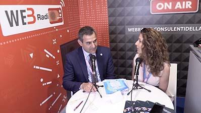 Fabrizio Bontempo ospite in WebRadio al Festival del Lavoro
