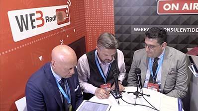 Beniamino Scarfone e Giuseppe Buscema ospiti in WebRadio al Festival del Lavoro