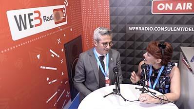 Andrea Cafà ospite in WebRadio al Festival del Lavoro