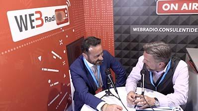 Mario Alberto Catarozzo ospite in WebRadio al Festival del Lavoro