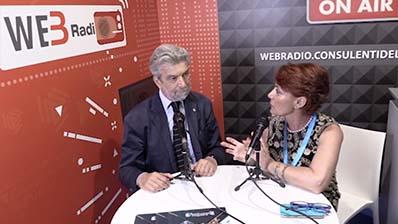 Cesare Damiano ospite in WebRadio al Festival del Lavoro