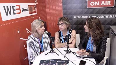 Caludia Viale e Luisella Fassino ospiti in WebRadio al Festival del Lavoro