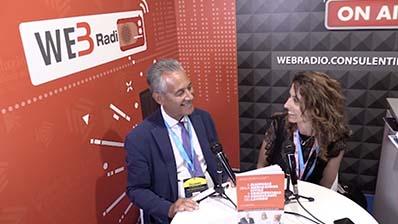 Alfio Catalano ospite in WebRadio al Festival del Lavoro