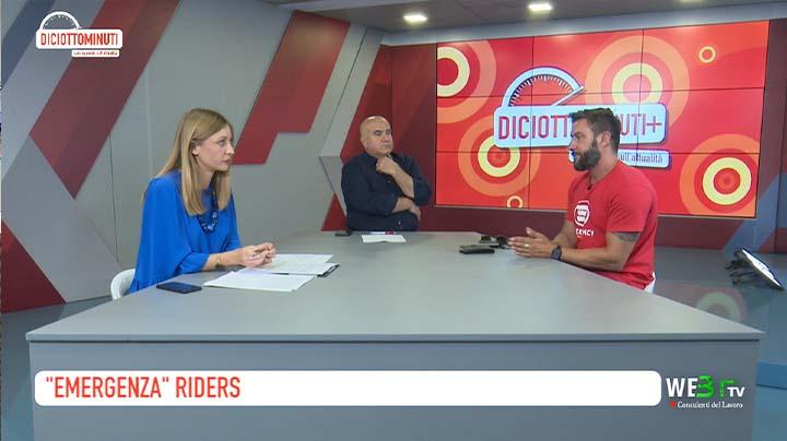 "Ruffo - ""Emergenza"" riders"