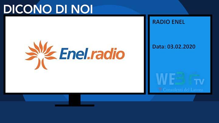 Radio Enel del 03.02.2020