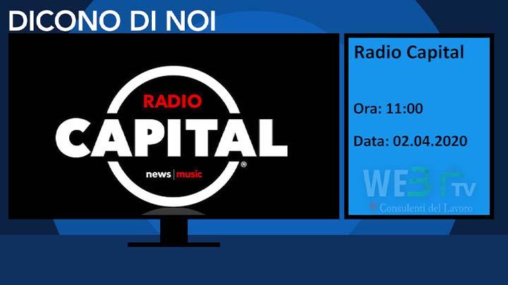 Radio Capital del 02.04.2020