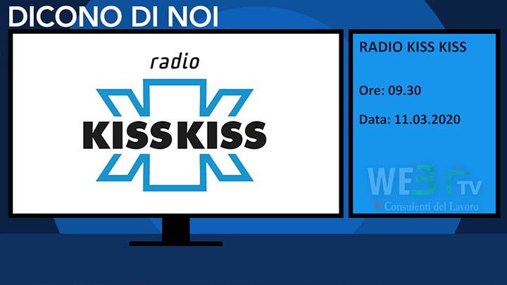 Radio Kiss Kiss del 11.03.2020