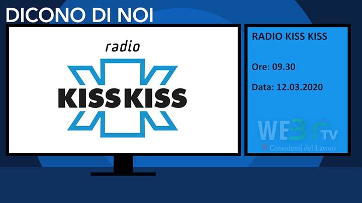 CdL indispensabili per gestire crisi - De Luca a Radio Kiss 12.03.2020