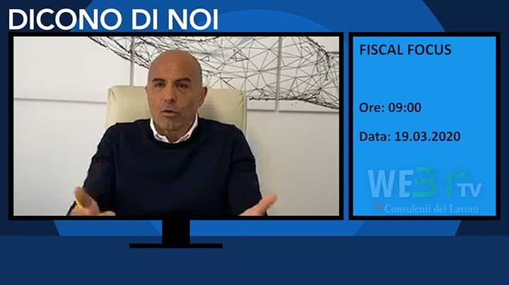 Fiscal Focus intervista il Presidente Rosario De Luca