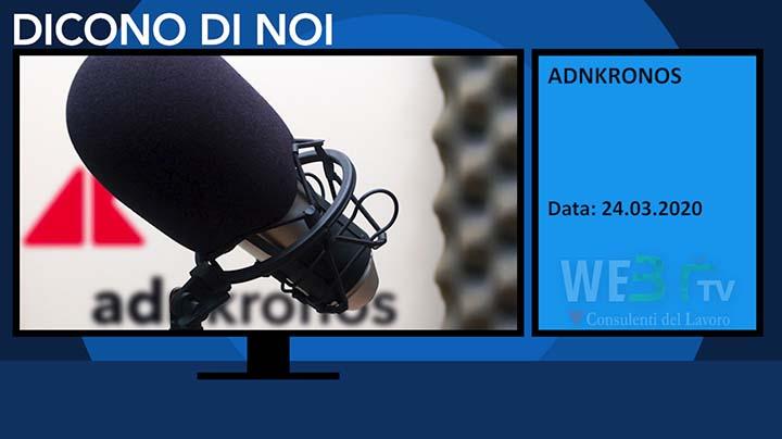 AdnKronos del 24.03.2020