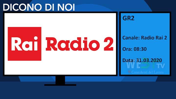 GR2 del 31.03.2020