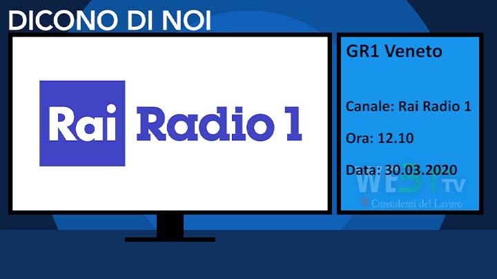 GR1 Veneto del 30.03.2020
