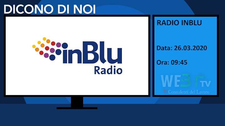 Radio inBlu del 26.03.2020