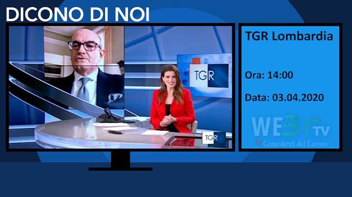 TGR Lombardia del 03.04.2020