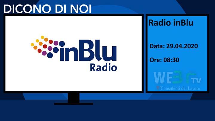 Radio inBlu del 29.04.2020