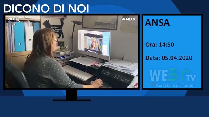 ANSA del 05.04.2020