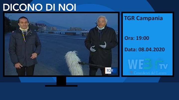 TGR Campania del 08.04.2020