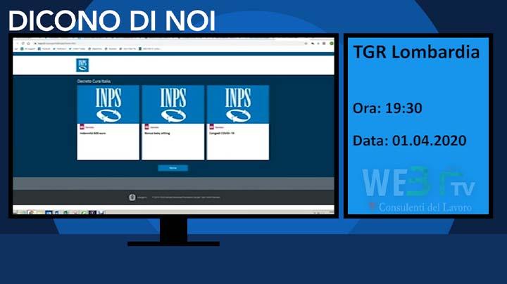 TGR Lombardia del 01.04.2020