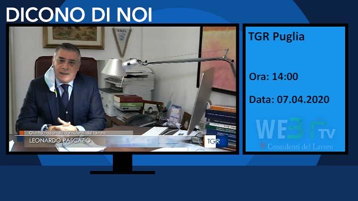 TGR Puglia del 07.04.2020