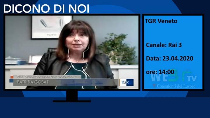 TGR Veneto 23.04.2020