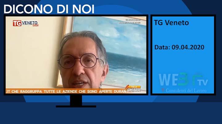 TG Veneto del 09.04.2020