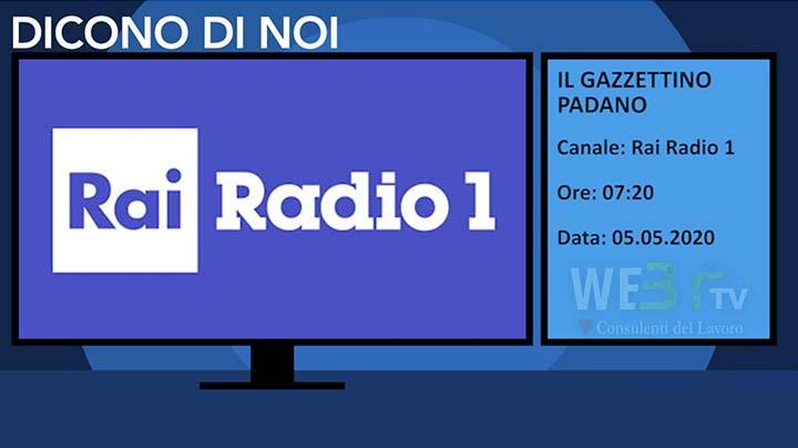 Il Gazzettino Lombardo del 05.05.2020