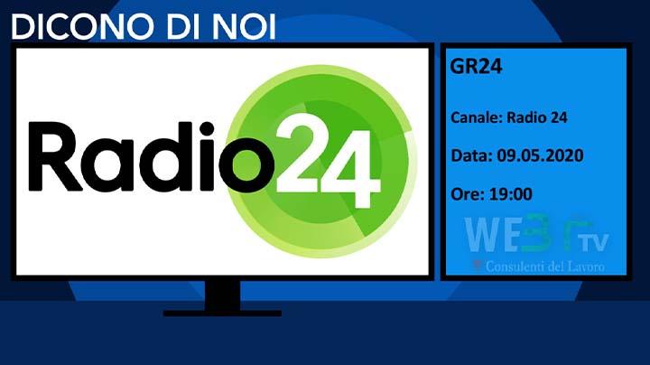 GR24 del 09.05.2020