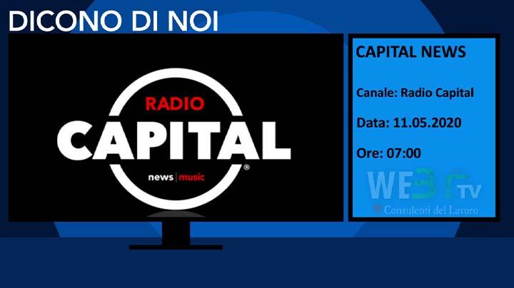 Radio Capital del 11.05.2020