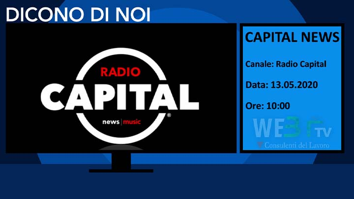 Radio Capital del 13.05.2020
