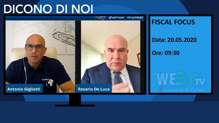 Fiscal Focus del 20.05.2020