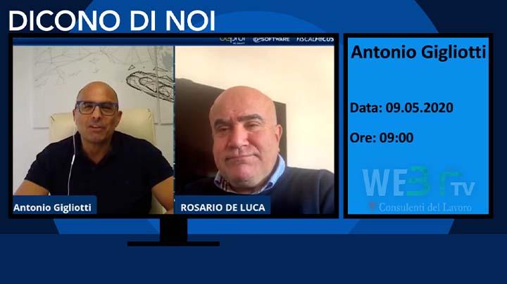 Antonio Gigliotti del 09.05.2020
