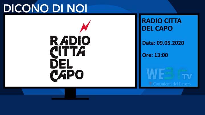 Radio Citta del Capo 09.05.2020
