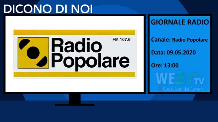 Radio Popolare del 09.05.2020