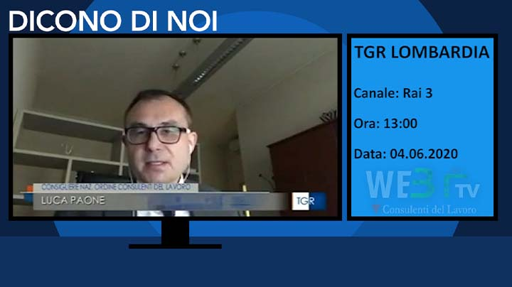 TGR Lombardia del 04.06.2020