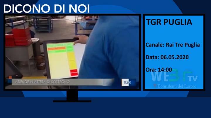 TGR Puglia del 06.05.2020