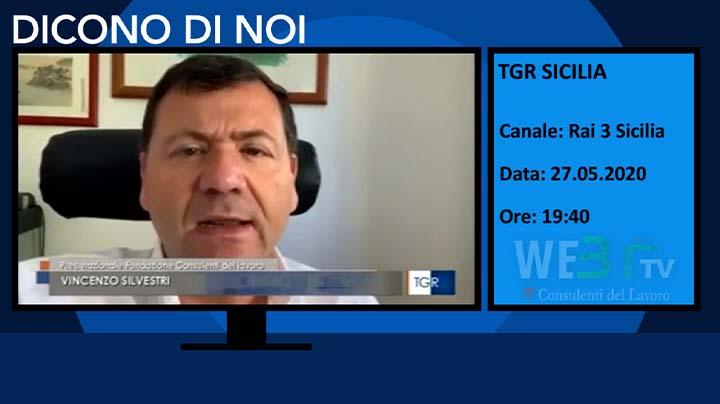 TGR Sicilia del 27.05.2020
