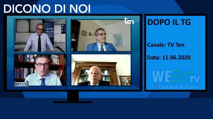 Dopo il TG - Teleuropa Network del 11.06.2020